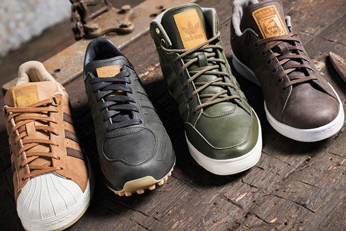 Adidas Master Craft Collection 1