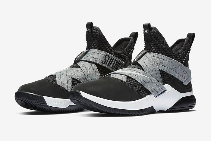 Nike Lebron Soldier 12 Air Raid 1