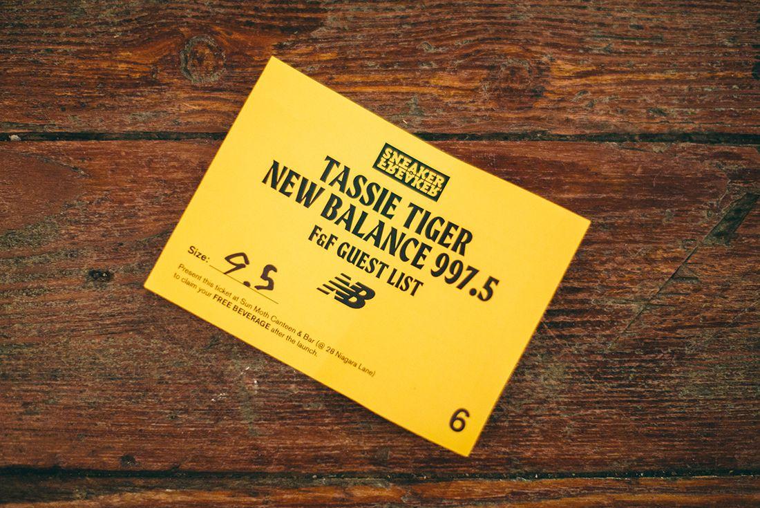 Sneaker Freaker X New Balance Launch Party 66