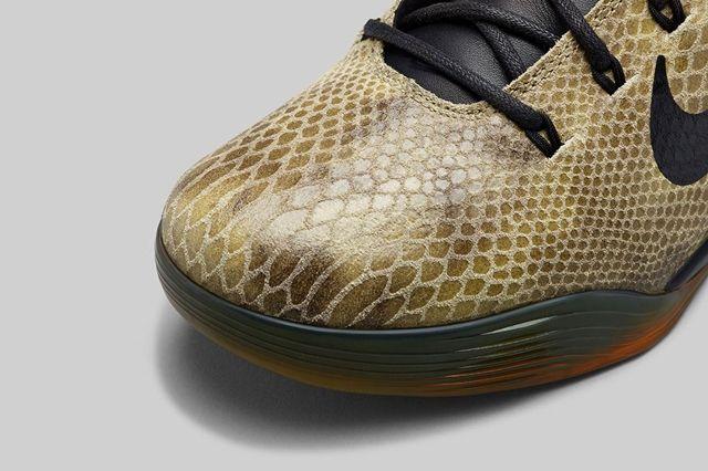Nike Kobe 9 Ext Snakeskin Bump 4