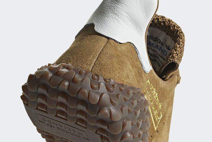 Adidas Kamanda Brown Town 1