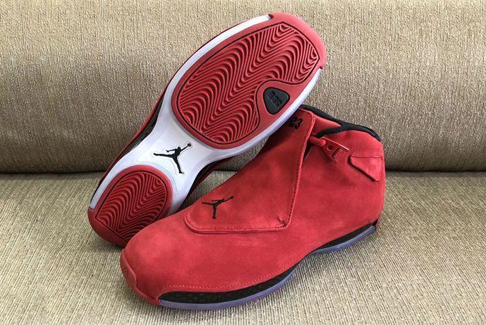 Air Jordan 18 Toro Raging Bull 4