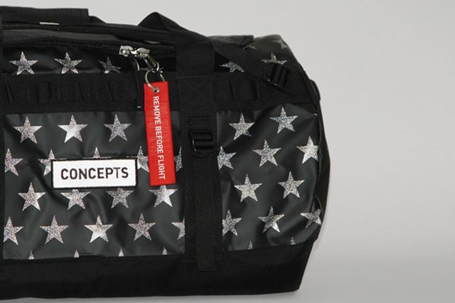 Concepts The North Face Basecamp Duffle 10