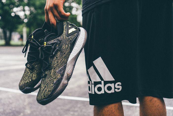 Adidas James Harden Crazylight 2016 Pe Gold Standard 3