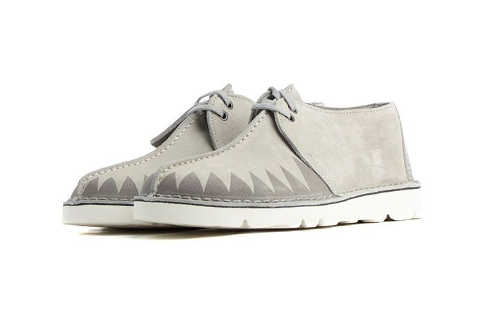 Neighborhood Clarks Desert Trek Front Angle