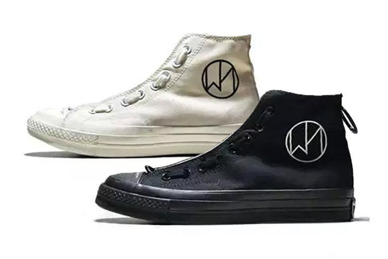 Undercover Converse New Warriors 2
