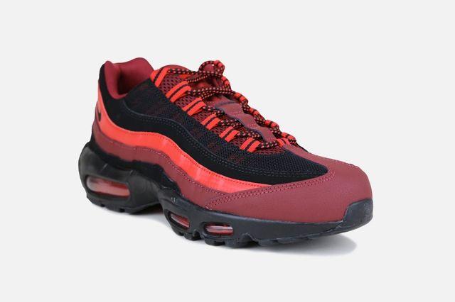Nike Am95 Team Red Black Uni Red 1