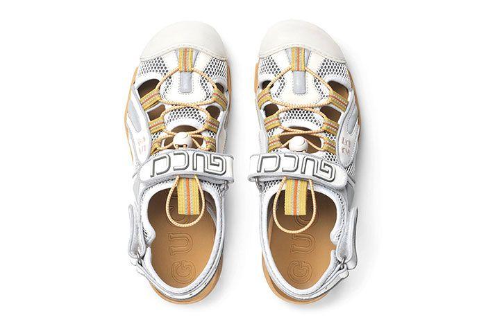 Gucci Sneaker Sandal Hybrid Top