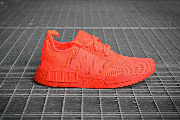 Adidas Nmd R1 Triple Red 7