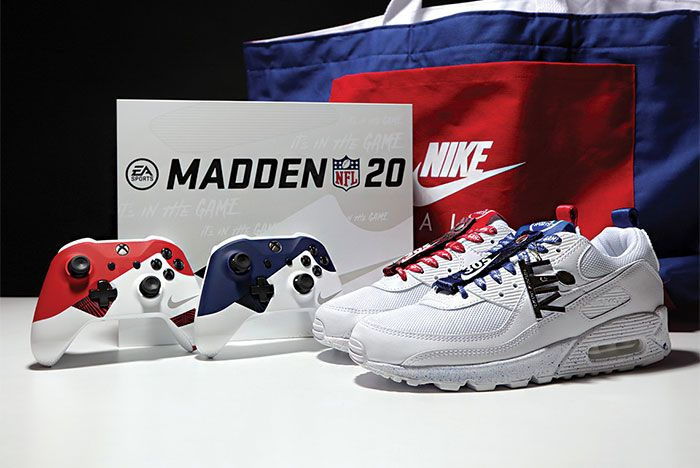 Air Max 90 Super Bowl Beauty Shots 18Hero Shot