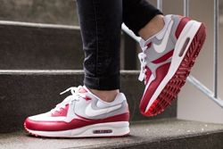 Nike Air Max Light Gs Gym Red Thumb