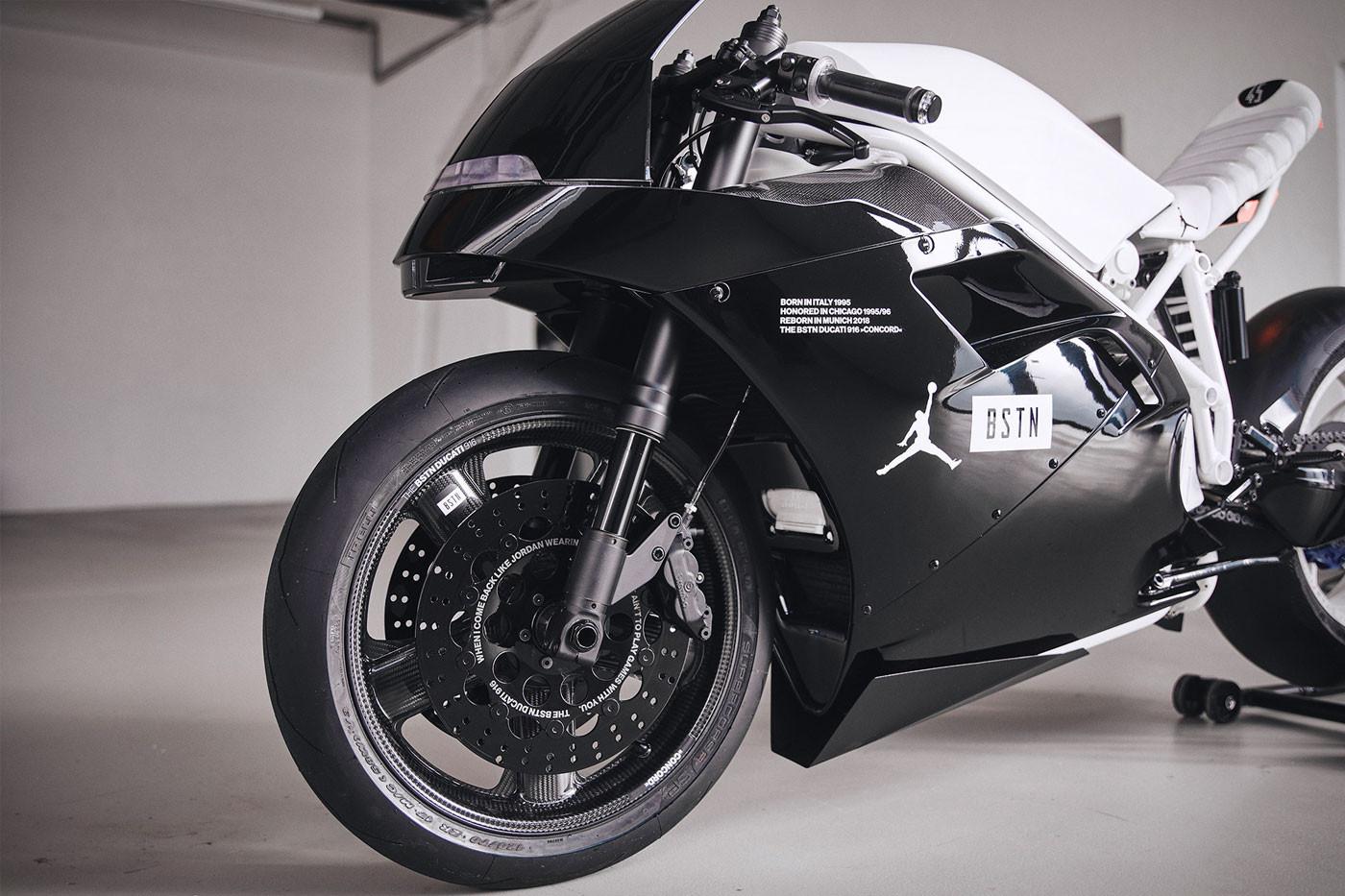 BSTN Ducati 916 'Concord'