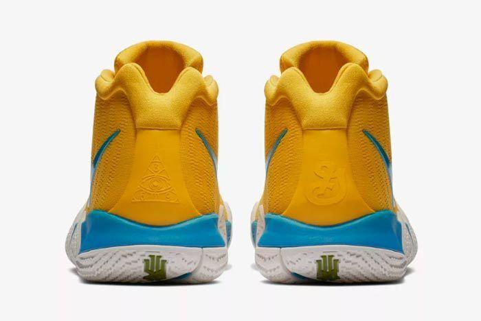 Nike Kyrie 4 Kix Release Date 2