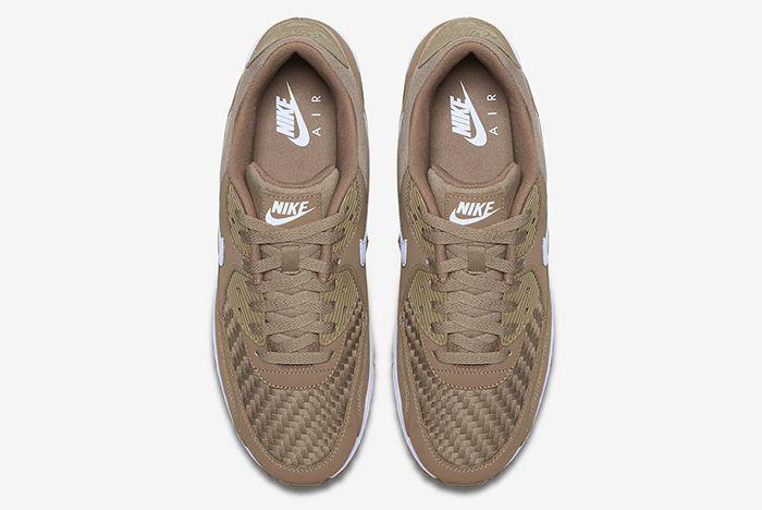 Nike Air Max 90 Ultra 2 0 Se Woven Khaki5