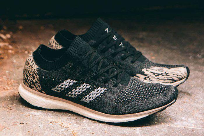 Adidas Originals Adizero Ltd Black White 6 Thumb