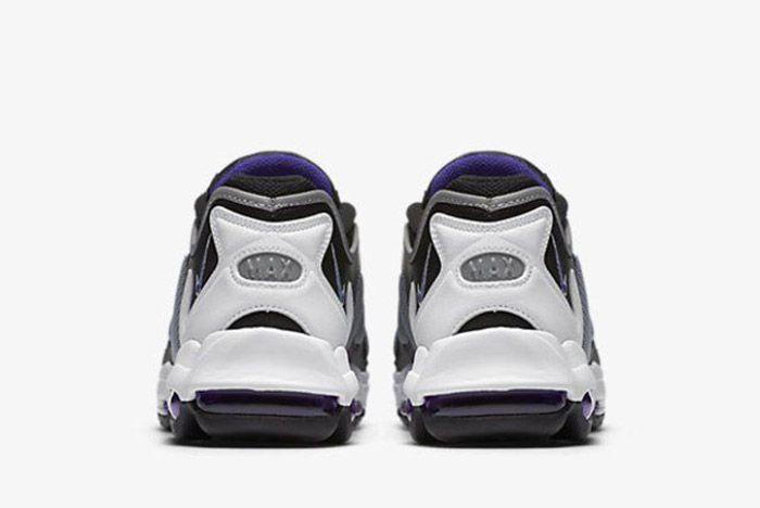 Nike Air Max 96 Black Dark Concord 5