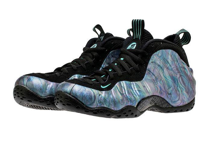 Nike Foamposite Abalone Sneaker Freaker 1