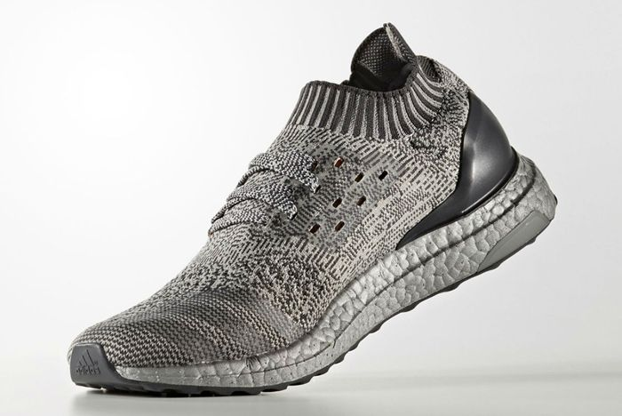 Adidas Ultra Boost Uncaged Silver 2