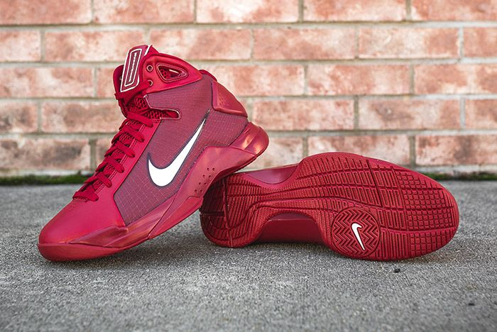 Nike Hyperdunk 08 Gym Red 2
