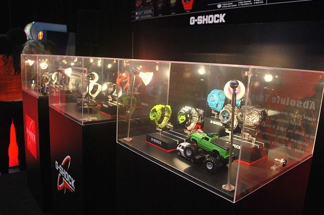 G Shock Auckland Shock The World 6 2