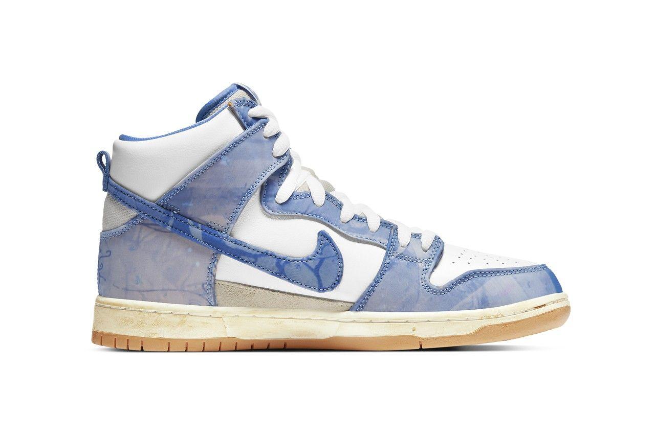 Carpet Company x Nike SB Dunk High
