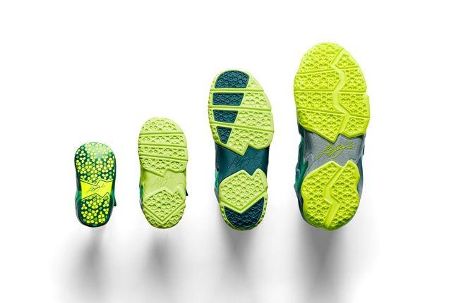 Nike Lebron 11 Kids T Rex 18