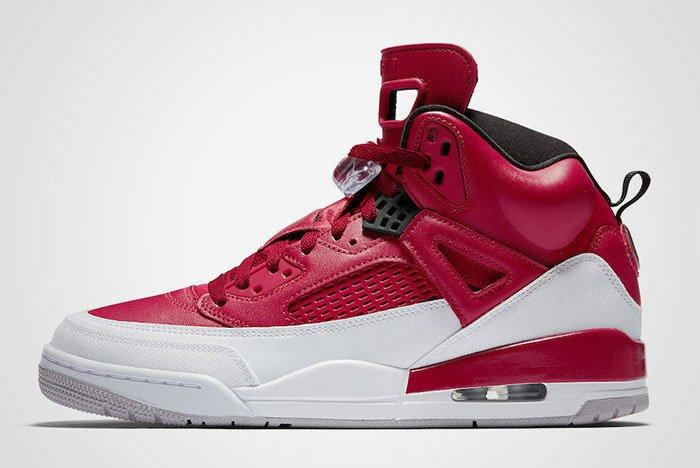Air Jordan Spizike Gym Red White Thumb