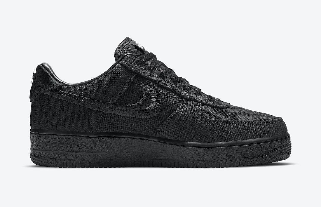 Stüssy x Nike Air Force 1