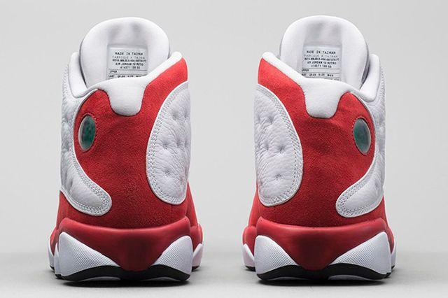 Air Jordan Xiii Grey Toe 4