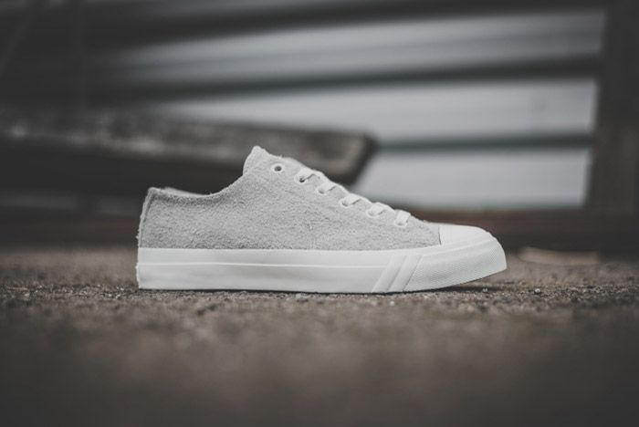 Pro Keds Royal Low Hairy Suede Grey 6