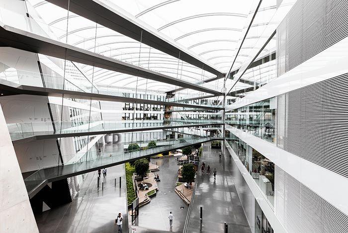 Adidas Hq Arena Walkways