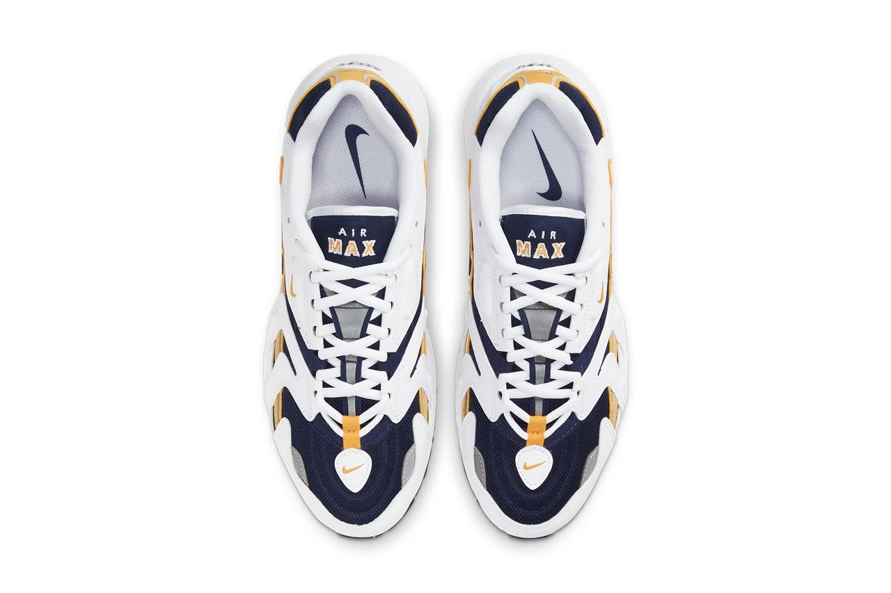 Nike Air Max 96 II Goldenrod 2021 Retro