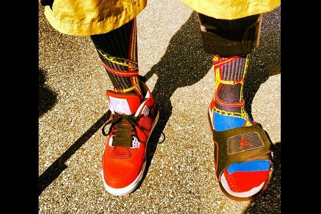 Big Boy Sneaker Style Profile 41