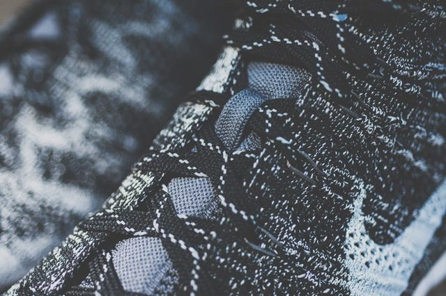 Nike Free Flyknit Chukka Black 4
