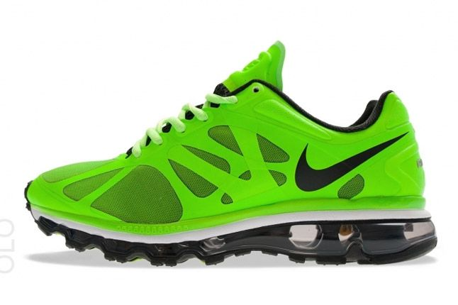 Nike Air Max 2012 Electric Green Profile 1