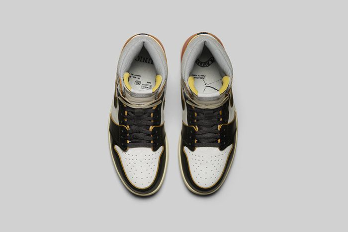 Union Air Jordan 1 Colab Official 4