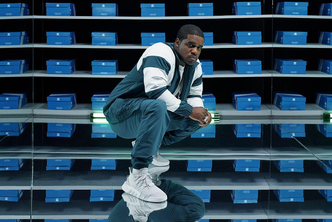Adidas Eqt Bball Sneaker Freaker 1