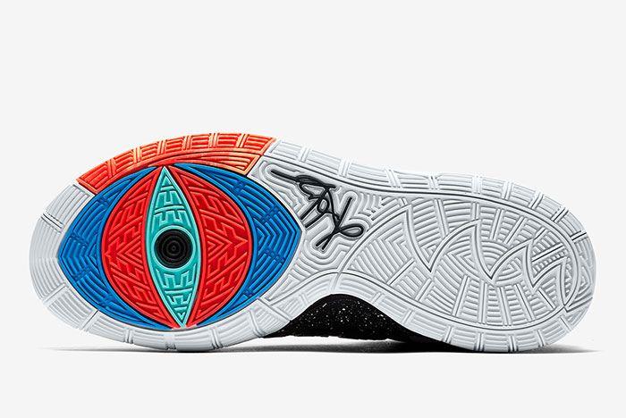 Nike Kyrie 6 Black Bq4630 001 Release Info 4 Sole