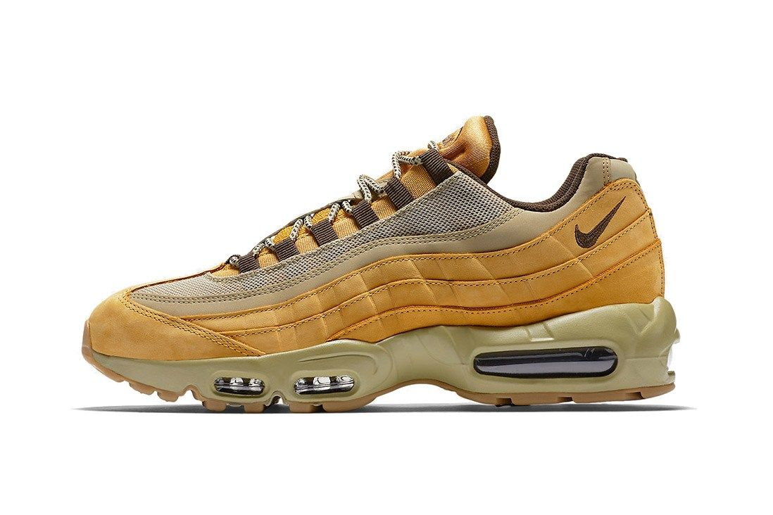 7 Nike Air Max 95 Wheat