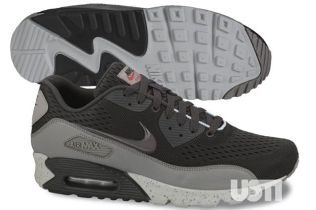 Nike Air Max 90 2013 Engineered Mesh Grey 1