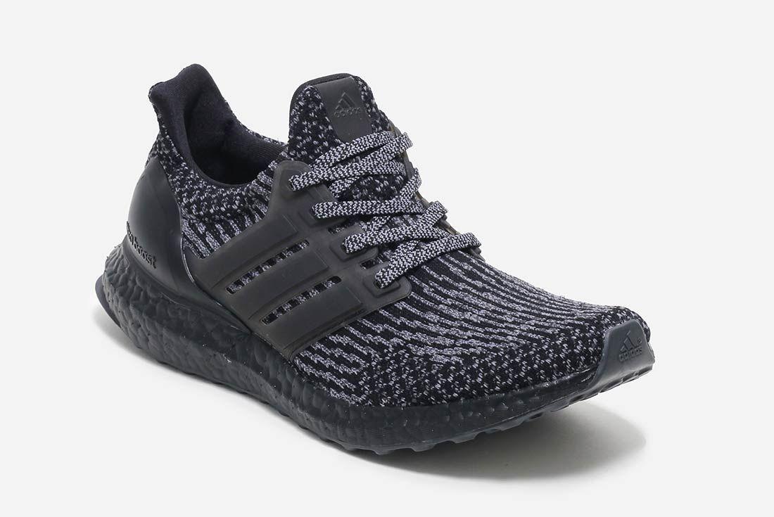 Adidas Ultra Boost 3 0 Core Black 1
