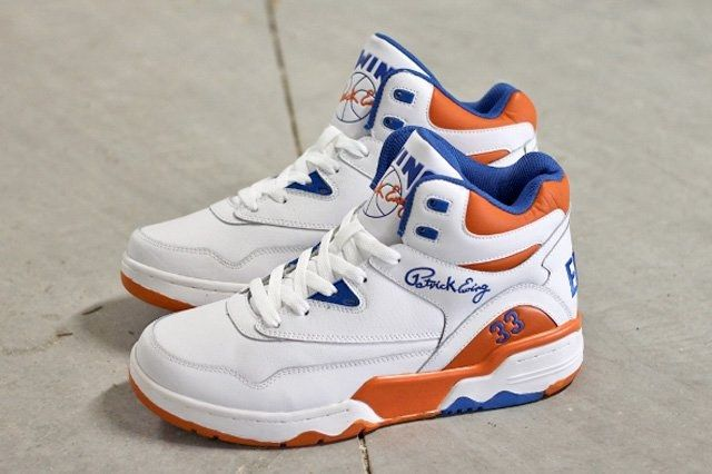 Ewing Athletics Guard Fall Delivery 2
