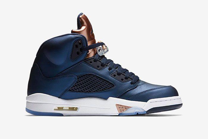 Air Jordan 5 Bronze 1