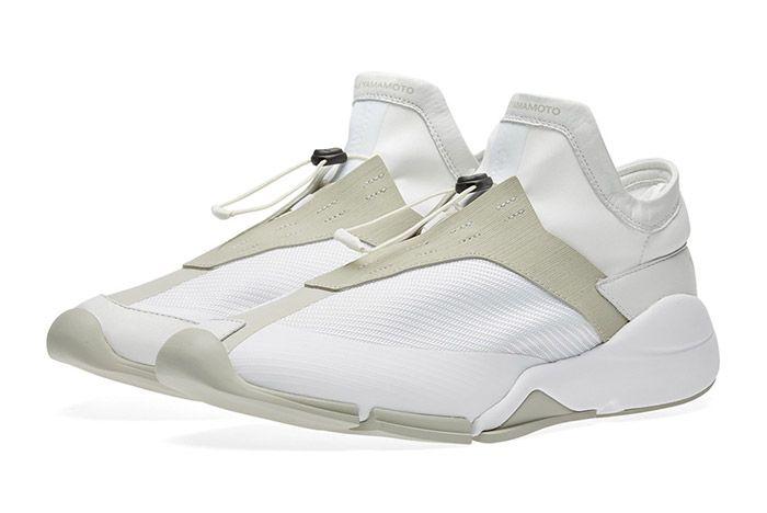 Adidas Y 3 Future Low White 1
