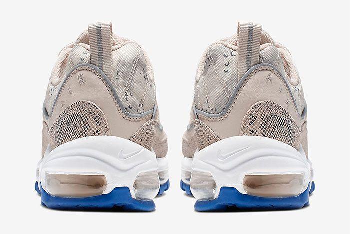 Nike Air Max 98 Snakeskin Camo Ci2672 100 2 Heel