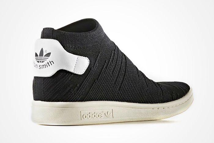 Adidas Stan Smith Sock Primeknit 3