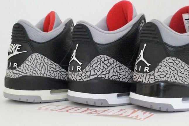 Air Jordan Iii Comparison 6 1