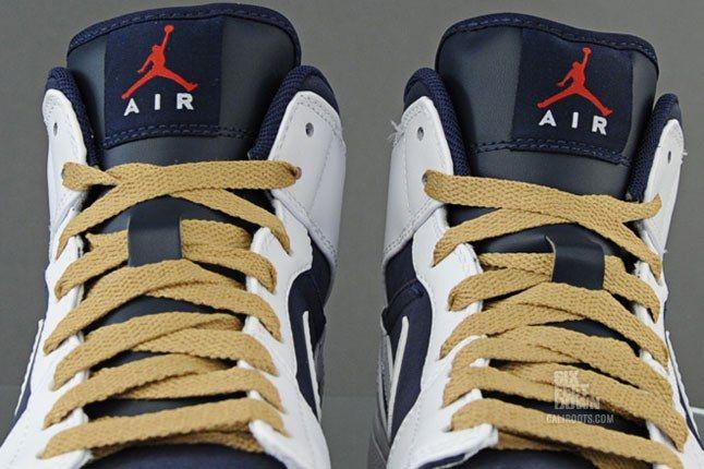 Air Jordan 1 Phat Dream Team 5 1