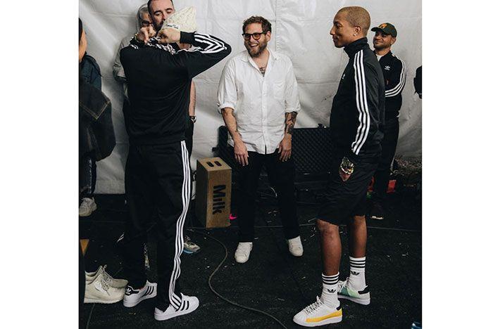 Pharrell Williams Adidas Superstar Release Date E
