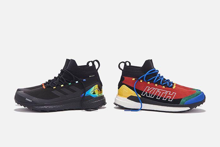 Kith Adidas Terrex Lateral Line